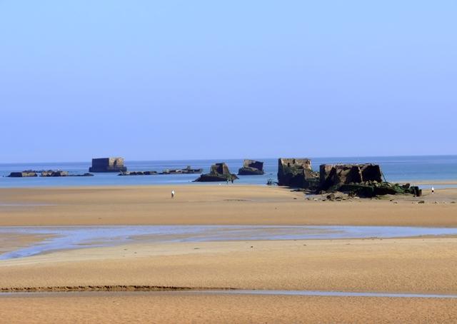 Gold Beach Hotel Normandie